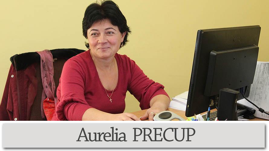 Aurelia PRECUP- consilier 2