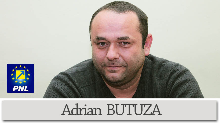 Consiliul Local Ileanda-Adrian BUTUZA-consilier local