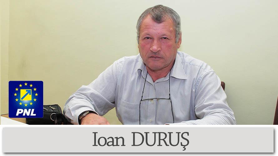 Consiliul Local Ileanda-Ioan DURUS-consilier local