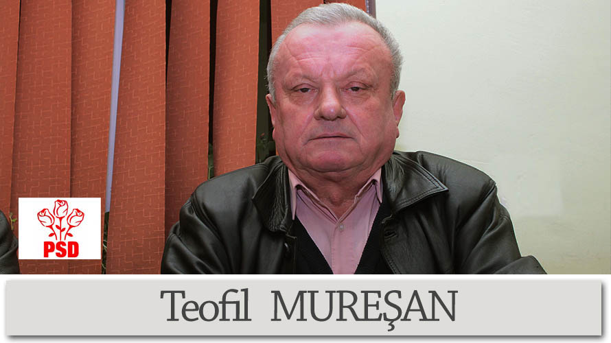 Consiliul Local Ileanda-Teofil MURESAN-consilier local
