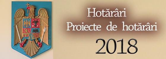 Ileanda-Cons local Hotarari si proiecte Hotarari-2018