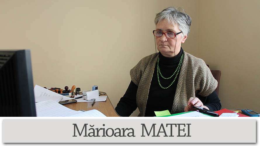 Mărioara  MATEI- consilier