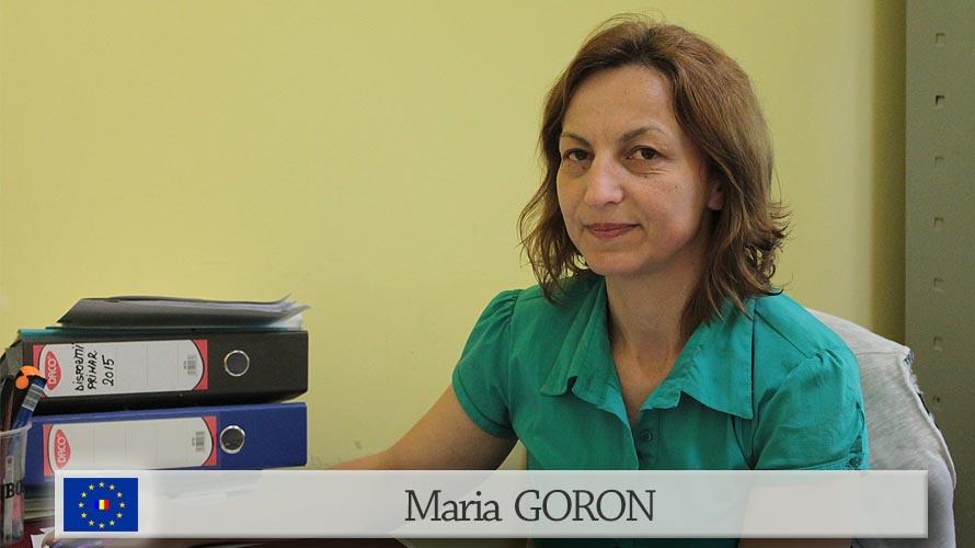 Maria GORON
